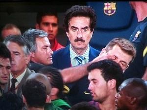 Agresja Mourinho bez kary
