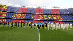 Trzy spotkania na Camp Nou z rzędu