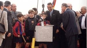 Jordi Alba: Ciutat Esportiva 12 lat później