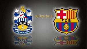 Barça B zagra mecz towarzyski z Huddersfield