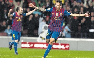 Atlético i Liverpool naciskają na Tello