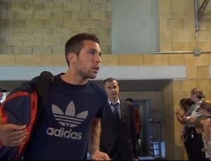 Jordi Alba już na zgrupowaniu reprezentacji
