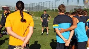 Tito Vilanova na temat piłkarzy