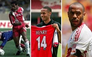 Thierry Henry – 18 lat wielkich goli