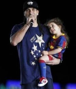Pinto został ojcem