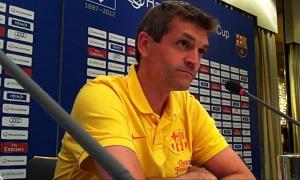Tito: Nie rozmawialiśmy o Alvesie