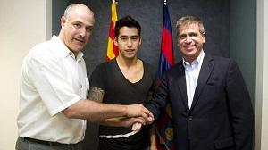 Sergio Araujo podpisał kontrakt