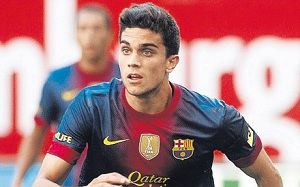 Marc Bartra – DNA Barçy