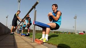 Messi rozpoczął treningi z grupą