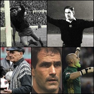 5 najlepszych bramkarzy w historii FC Barcelony