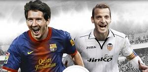 Messi i Soldado na okładce FIFA 13