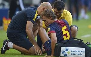 Ajax życzy Muniesie powrotu do zdrowia