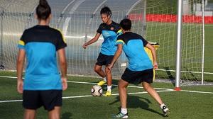 Piłkarki wracają do treningów