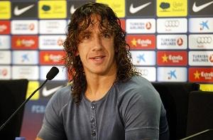 Konferencja prasowa Carlesa Puyola