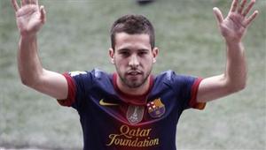 Jordi Alba: Nie czuję żadnej presji