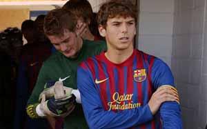 Sergio Ayala – młody i obiecujący obrońca rezerw