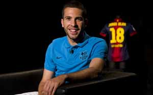 Alba: Nadal nie dodali mnie do Barçy!