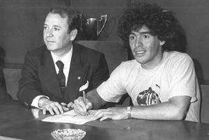 Lato 1982: Przybywa Maradona