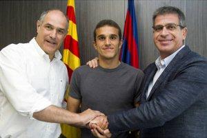 Jordi Masip przedłużył kontrakt z Barceloną