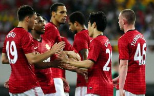 Phelan: Manchester United nie odbiega od Barcelony