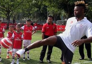 Arsenal nie pozwoli Songowi na odejście