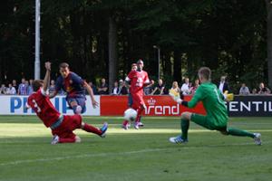 Juvenil A w półfinale Otten Cup