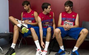 Regal Barça rozpoczyna przygotowania