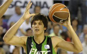 Todorović koszykarzem Barcelony Regal