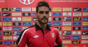 Botía piłkarzem Sevilli
