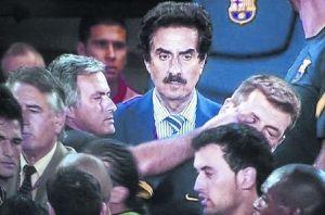Vilanova vs. Mourinho