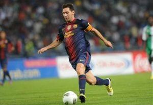 City oferował za Messiego 30 milionów euro