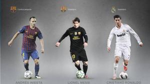 Messi i Iniesta polecą do Monako