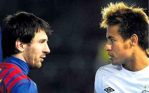 Messi i Neymar są kompatybilni