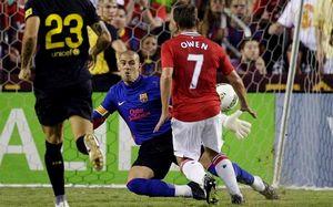 Barça chce przełamać passę United