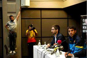 Cesc: Tito Vilanova ma silną osobowość