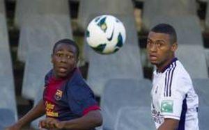 Juvenil A remisuje z Anderlechtem