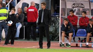Vilanova: Zagraliśmy dobrze przeciw Manchesterowi