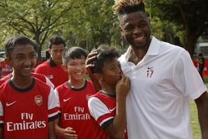Arsenal naciska: 25 milionów za Songa