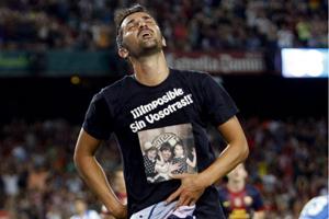 Villa ukarany za ściągnięcie koszulki