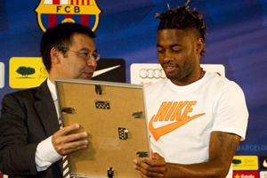 Barça zapłaci za Songa w pięciu ratach