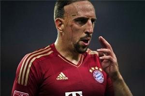 Ribéry: Mogłem być piłkarzem Barçy