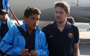 Fontàs i Dos Santos pozostają w FC Barcelonie