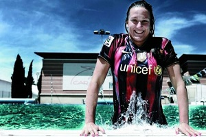 Mireia Belmonte – Mistrzyni na Camp Nou