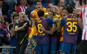Barça wciąż światowym numerem 1