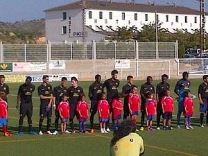 Barça Juvenil B debiutuje od wygranej