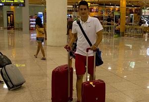 Luis Alberto już w Barcelonie