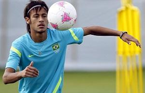 Neymar: Bolt i Messi są największymi