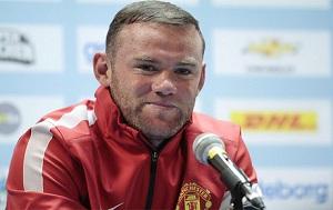 Rooney gotowy na mecz z FC Barceloną
