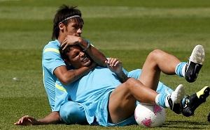 Thiago Silva o transferze do Barçy