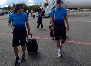 Barça już w Göteborgu